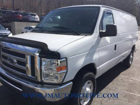 2010 Ford E-Series Cargo for sale at J & M Automotive in Naugatuck CT