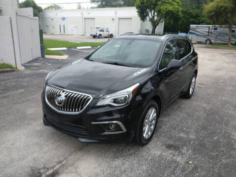 2017 Buick Envision for sale at Best Price Car Dealer in Hallandale Beach FL