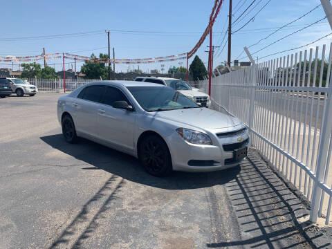 2012 Chevrolet Malibu for sale at Robert B Gibson Auto Sales INC in Albuquerque NM