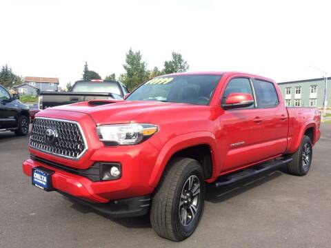 2019 Toyota Tacoma for sale at Delta Car Connection LLC in Anchorage AK