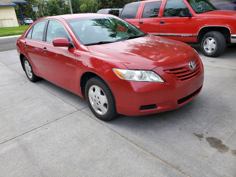 2007 Toyota Camry for sale at West Richland Car Sales in West Richland WA