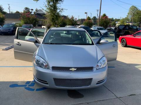 2015 Chevrolet Impala Limited for sale at A & K Auto Sales in Mauldin SC