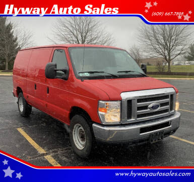 2013 Ford E-Series Cargo for sale at Hyway Auto Sales in Lumberton NJ
