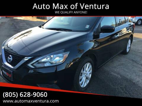 2017 Nissan Sentra for sale at Auto Max of Ventura in Ventura CA