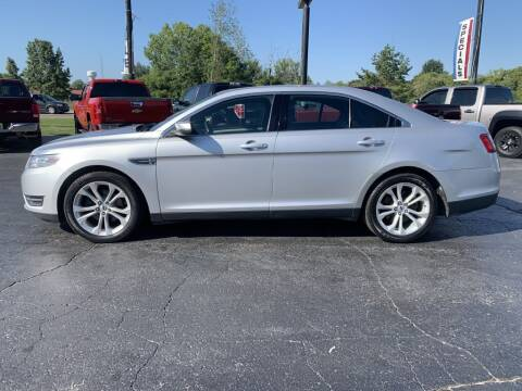 2013 Ford Taurus for sale at Hawkins Motors Sales in Hillsdale MI