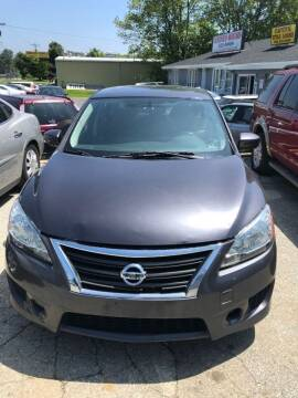 2013 Nissan Sentra for sale at Certified Motors in Bear DE
