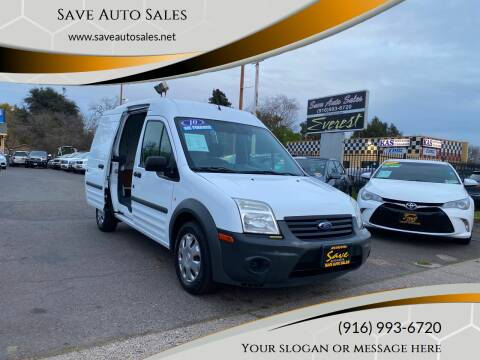 2010 Ford Transit Connect for sale at Save Auto Sales in Sacramento CA