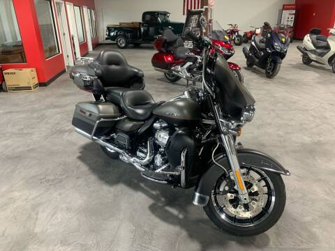 2018 Harley Davidson Ultra Classic Limited for sale at Dan Powers Honda Motorsports in Elizabethtown KY