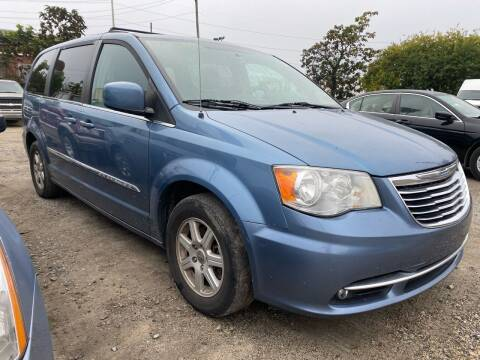 2012 Chrysler Town and Country for sale at Philadelphia Public Auto Auction in Philadelphia PA