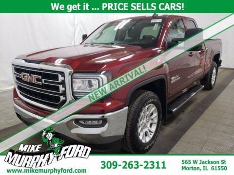 2017 GMC Sierra 1500 for sale at Mike Murphy Ford in Morton IL