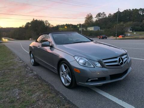 2011 Mercedes-Benz E-Class for sale at Anaheim Auto Auction in Irondale AL