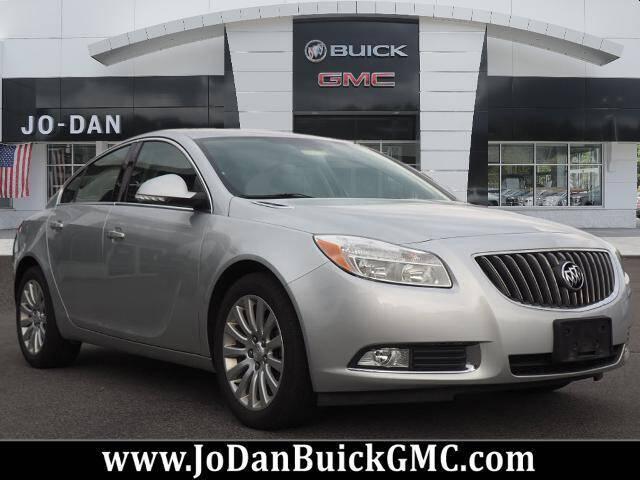 2012 Buick Regal for sale at Jo-Dan Motors in Plains PA