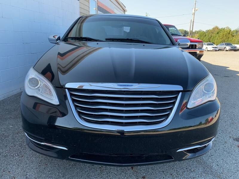 2011 Chrysler 200 for sale at Todd Nolley Auto Sales in Campbellsville KY