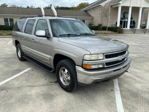 2003 Chevrolet Suburban for sale at 411 Trucks & Auto Sales Inc. in Maryville TN