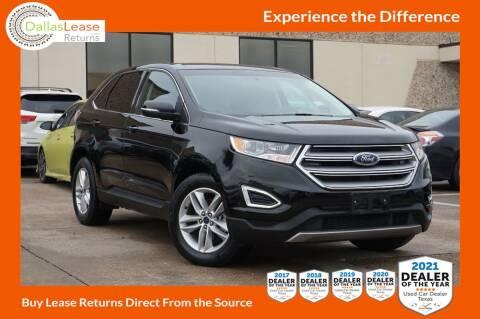 2016 Ford Edge for sale at Dallas Auto Finance in Dallas TX
