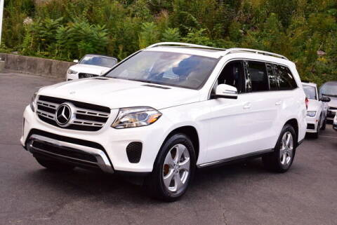 2017 Mercedes-Benz GLS for sale at Automall Collection in Peabody MA