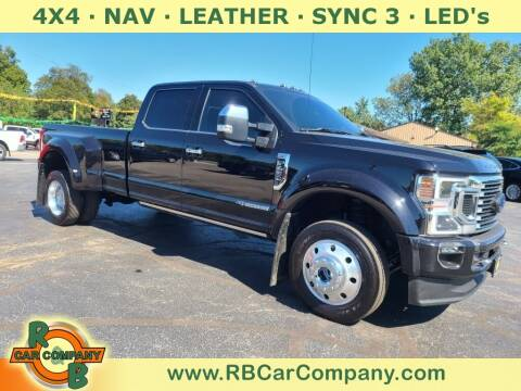 2020 Ford F-450 Super Duty for sale at R & B CAR CO - R&B CAR COMPANY in Columbia City IN