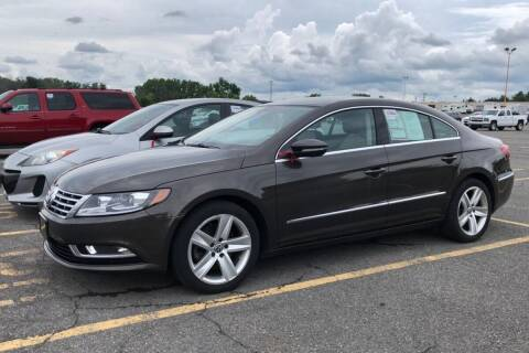2013 Volkswagen CC for sale at Mass Auto Exchange in Framingham MA