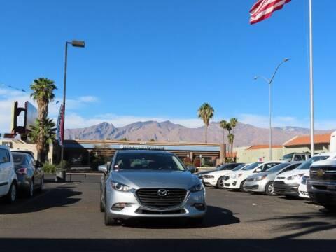 2018 Mazda MAZDA3 for sale at Jay Auto Sales in Tucson AZ