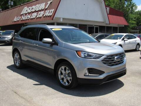 2020 Ford Edge for sale at Discount Auto Sales in Pell City AL