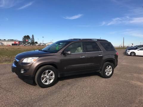 2008 Saturn Outlook for sale at BLAESER AUTO LLC in Chippewa Falls WI