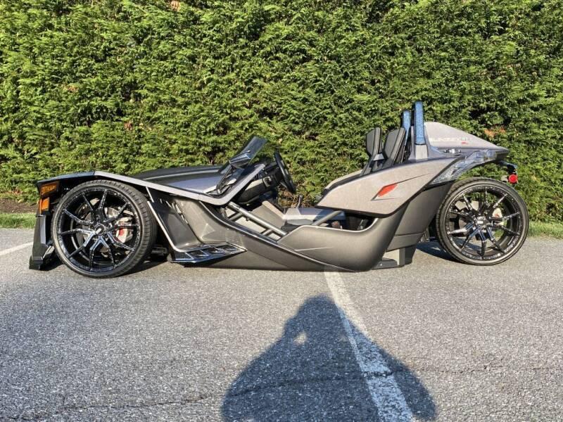 2015 Polaris Slingshot for sale at Limitless Garage Inc. in Rockville MD