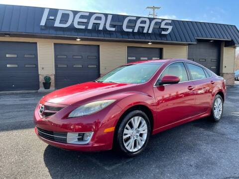 2009 Mazda MAZDA6 for sale at I-Deal Cars in Harrisburg PA