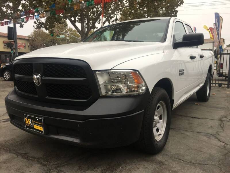 2013 RAM Ram Pickup 1500 for sale at MK Auto Wholesale in San Jose CA