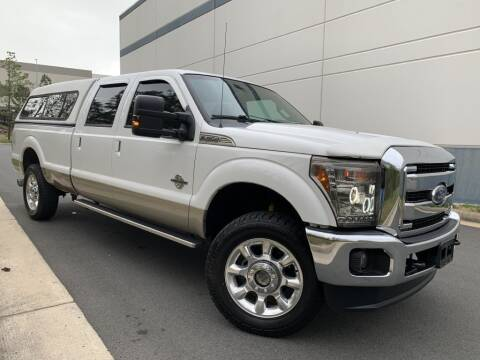 2011 Ford F-350 Super Duty for sale at PM Auto Group LLC in Chantilly VA