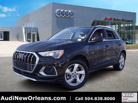 2019 Audi Q3 for sale at Metairie Preowned Superstore in Metairie LA