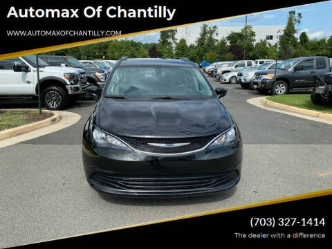 2020 Chrysler Voyager for sale at Automax of Chantilly in Chantilly VA