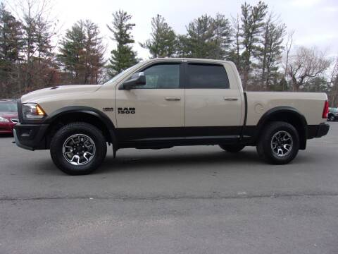 2017 RAM Ram Pickup 1500 for sale at Mark's Discount Truck & Auto Sales in Londonderry NH