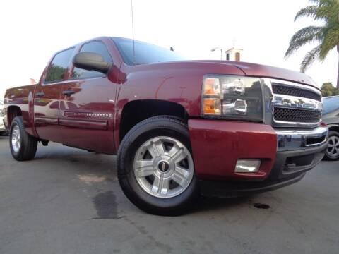 2009 Chevrolet Silverado 1500 for sale at ALL STAR TRUCKS INC in Los Angeles CA