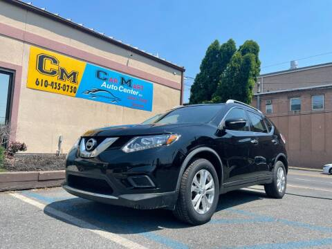 2015 Nissan Rogue for sale at Car Mart Auto Center II, LLC in Allentown PA