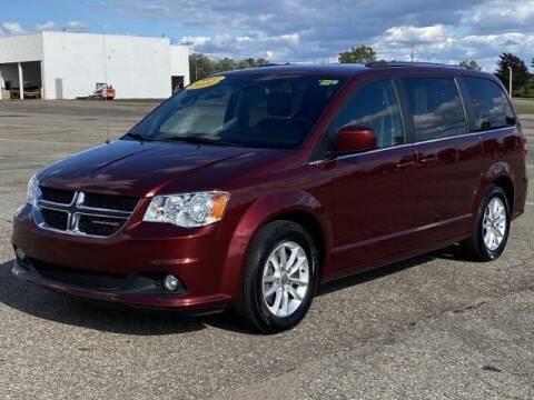 2019 Dodge Grand Caravan for sale at TEAM ONE CHEVROLET BUICK GMC in Charlotte MI