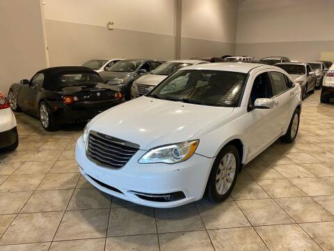 2013 Chrysler 200 for sale at Super Bee Auto in Chantilly VA