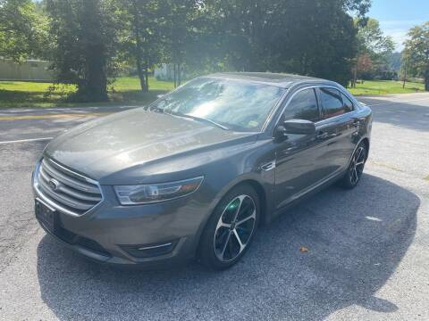 2016 Ford Taurus for sale at THE AUTOMOTIVE CONNECTION in Atkins VA