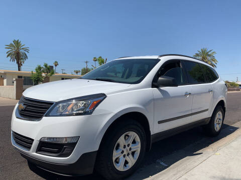 2016 Chevrolet Traverse for sale at Hyatt Car Company in Phoenix AZ