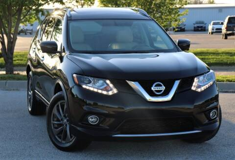 2016 Nissan Rogue for sale at Big O Auto LLC in Omaha NE
