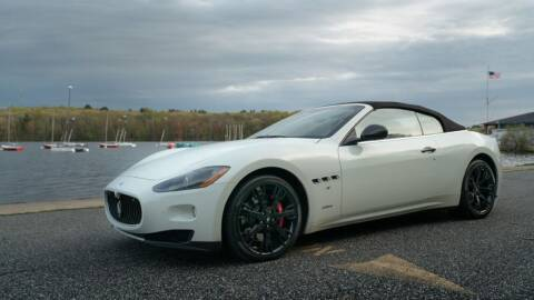 2011 Maserati GranTurismo for sale at Clinton MotorCars in Shrewsbury MA