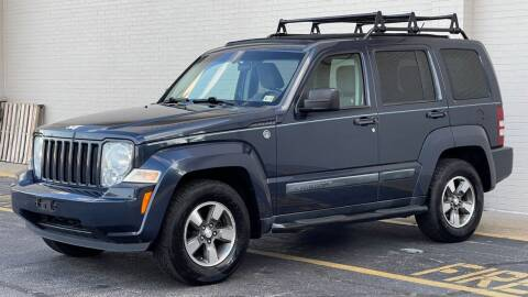 2008 Jeep Liberty for sale at Carland Auto Sales INC. in Portsmouth VA