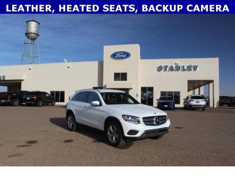 2018 Mercedes-Benz GLC for sale at STANLEY FORD ANDREWS in Andrews TX