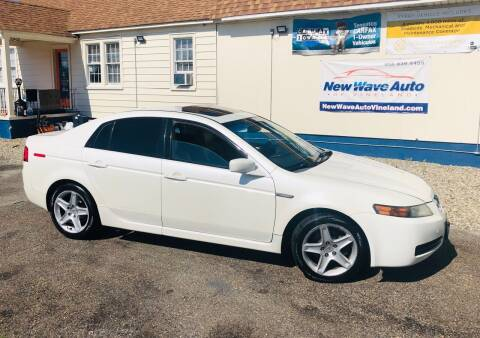 2006 Acura TL for sale at New Wave Auto of Vineland in Vineland NJ