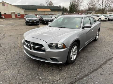 2011 Dodge Charger for sale at Dean's Auto Sales in Flint MI