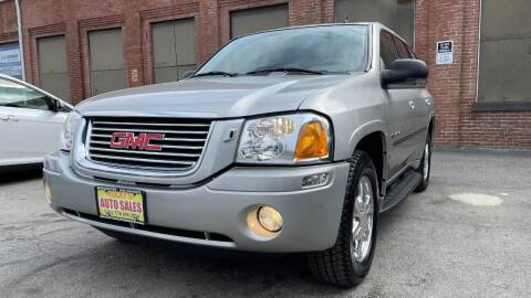 2006 GMC Envoy for sale at Rocky's Auto Sales in Worcester MA