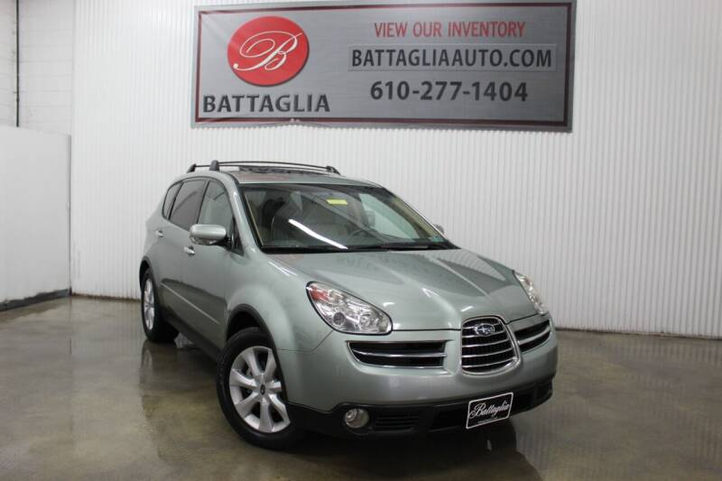 2006 Subaru B9 Tribeca for sale at Battaglia Auto Sales in Plymouth Meeting PA