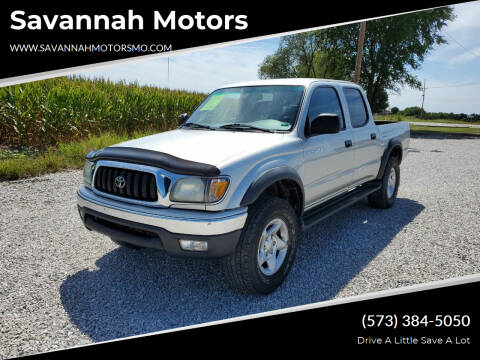 2003 Toyota Tacoma for sale at Savannah Motors in Elsberry MO