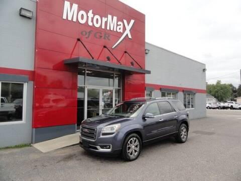 2014 GMC Acadia for sale at MotorMax of GR in Grandville MI