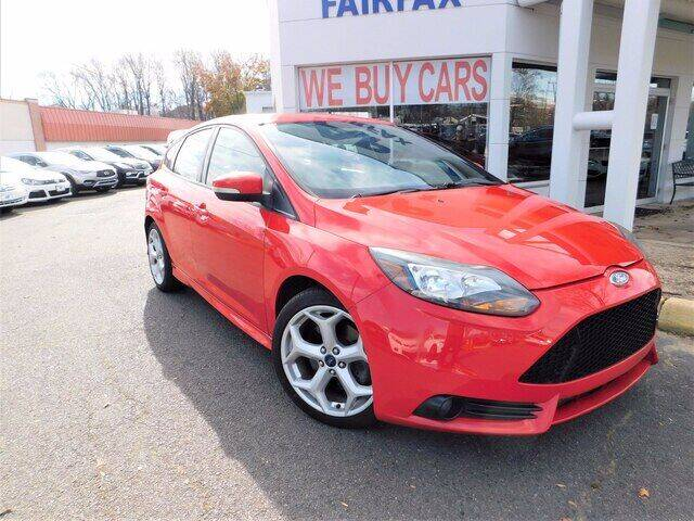 2013 Ford Focus for sale at AP Fairfax in Fairfax VA