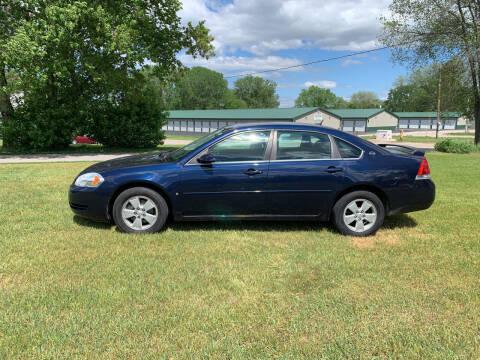 2008 Chevrolet Impala for sale at Velp Avenue Motors LLC in Green Bay WI